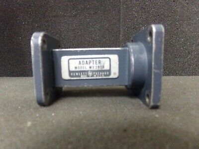 Hp Mx292b Waveguide Adapter