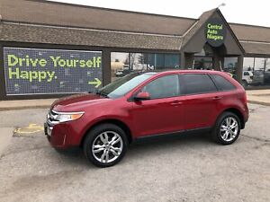 2014 Ford Edge SEL/AWD/LEATHER/NAVI/PANO-SUNROOF