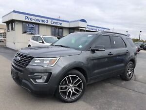2016 Ford Explorer Sport/NAV/CAM/LEATHER/ROOF