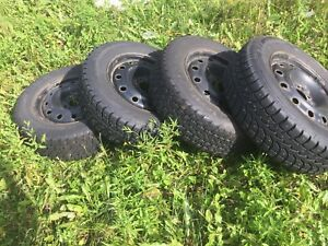 215/65R16 studded winter tires