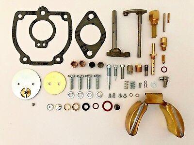 Ih Farmall 656 706 756 Major Tractor Carburetor Repair Kit W Float