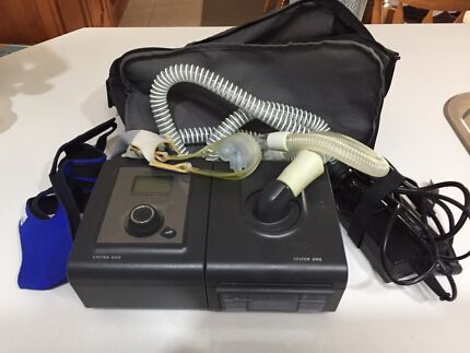 Cpap machine negotiable