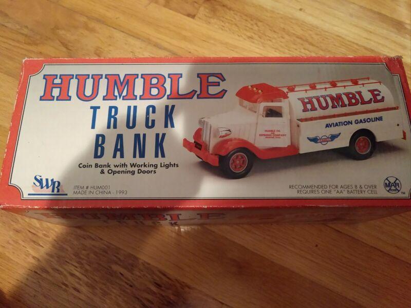 1993 HUMBLE AVIATION GASOLINE TRUCK BANK