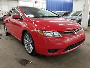 2008 Honda Civic Si TOIT, AC, CRUISE, WOW!!!