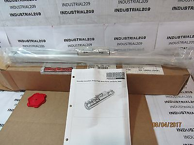 Hoerbiger Origa Rodless Air Cylinder 25-202020x19 New In Box