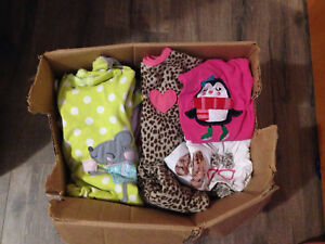 Girls 18-24mos lot over 40 items