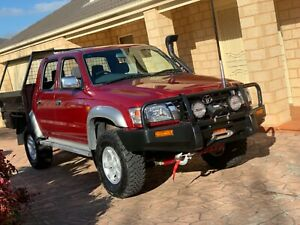 Toyota Hilux 4x4 Turbo Diesel Maidstone Maribyrnong Area Preview