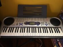 Casio Keyboard LK 43 with stand St Andrews Campbelltown Area Preview