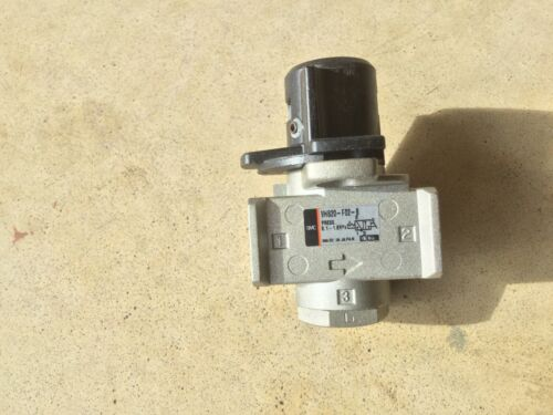 SMC Single Action Pressure Relief Valve VHS20-F02-B (5 valves for this price)