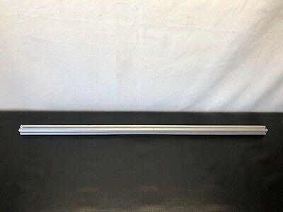 Extruded Aluminum Multiple Sizes Anodized Lot Of 8 8020 T-slot 10-10