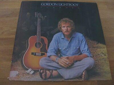 Gordon Lightfoot - Sundown - Vinyl LP (1974), Free P&P