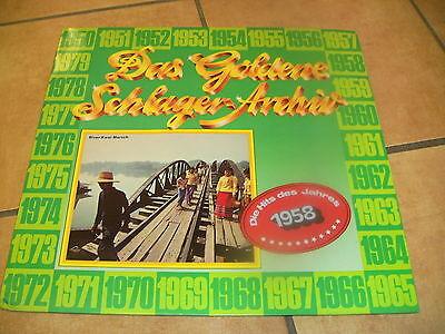 5/3 Das Goldene Schlager Archiv - Die Hits des Jahres 1958