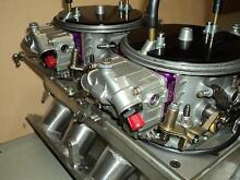 Holley Dominator Race Carburettors Doubleview Stirling Area Preview