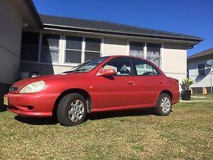 2001 Kia Rio for sale Windale Lake Macquarie Area Preview