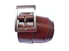 Genuine Leather Formal belt for Men - Brown