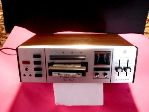 8 TRACK PLAYER AGS RP-2600 MARANTZ LOOK ALIKE WORKS AMAZING TECH SERVIVED