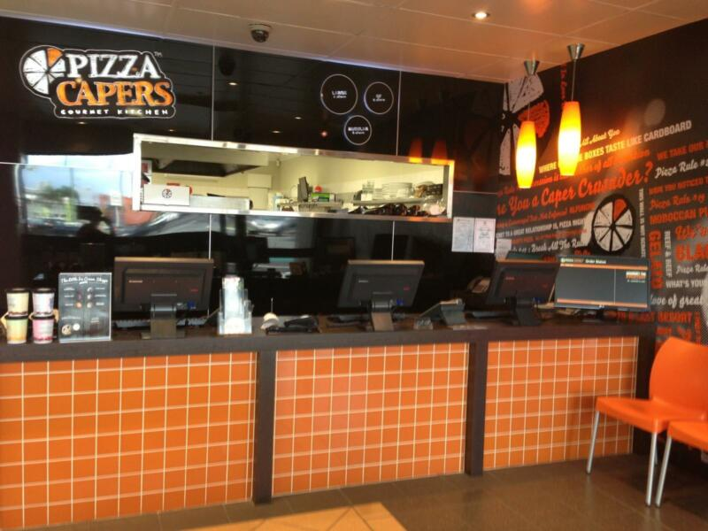 Pizza Capers WESTCOURT store | Business For Sale | Gumtree ...