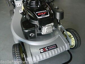 LAWN MOWER SELF PROPELLED DMC 21