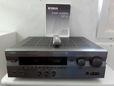 Yamaha DSP-A595a  NATURAL SOUND AV AMPLIFIER  gebraucht kaufen  Makenhof