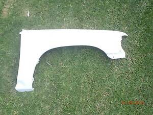 Toyota Hilux Drivers Front Mudguard 2wd only i think WHITE new Paralowie Salisbury Area Preview