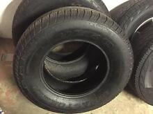 2x Tyres 285/65x17 Good Tread 4wd 4x4 Rutherford Maitland Area Preview