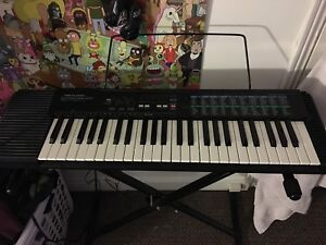 Piano keyboard -concertante 670 with stand