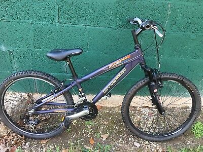 "Baracuda 24"" wheels 21 gears aluminium frame, bike in good condition"