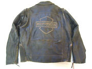 Harley Davidson Brown Leather Jacket