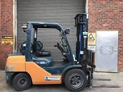 Toyota 3.5t Forklift Clayton South Kingston Area Preview