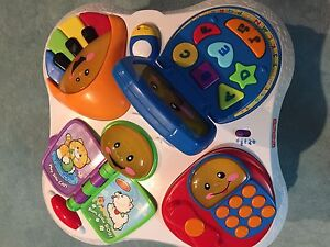 Baby toy lot (interactive toys)