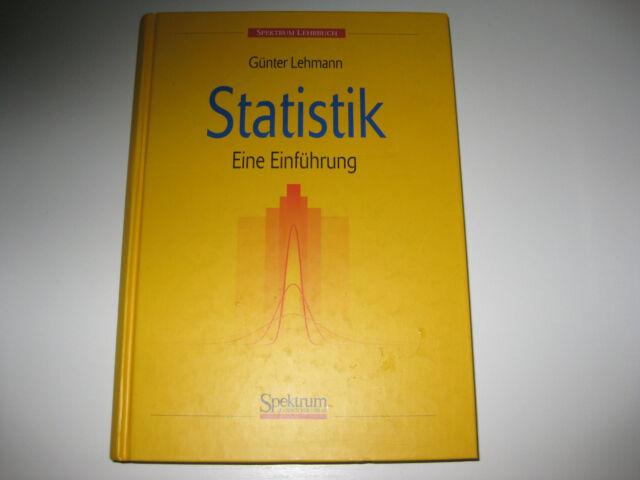 Statistik von Günter Lehmann (2002)