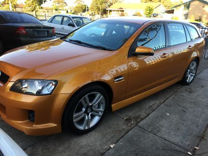 2010 commodore