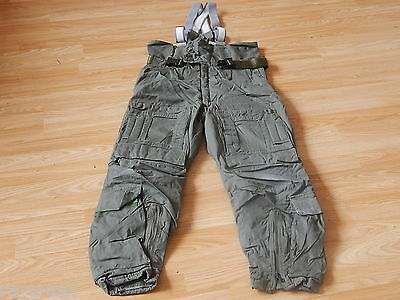 Ex RAF Ballyclare Aircrew Cold Weather Trousers MK3A Size 3 Ref No 22C/4713 [CA3