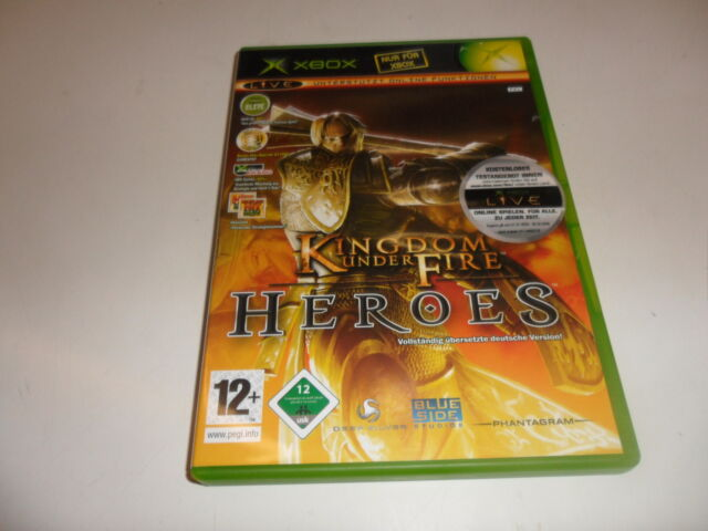 XBox   Kingdom under Fire Heroes