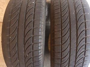 4 Tires  MIRAGE for sale 205/55/16