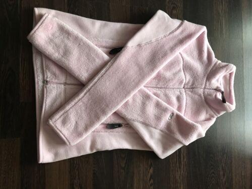Northland Damen Fleece Jacke rosa 34