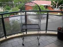 Pet Bird Cage Hurstville Hurstville Area Preview