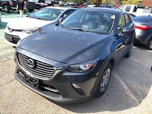 2017 Mazda CX-3 GX,PW,PL,NAVIGATION,ALLOYS