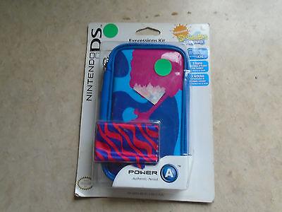 Sponge Bob Nintendo DS Lite Expressions Kit