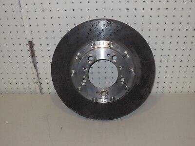 Porsche 911 Turbo S Pccb Carbon Ceramic Front Rotor  1  Drivers Side  Left Side