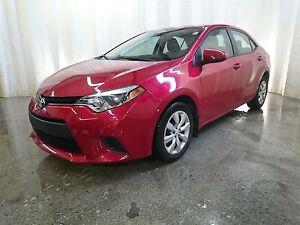 2014 Toyota Corolla CVT LE