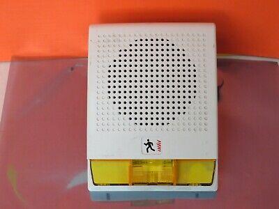 Edwards Signaling G4hfwn-s7vma Hifi Wall Speaker Strobe 70v