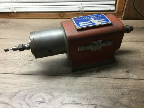 HEALD RED HEAD GRINDING SPINDLE 45,000 RPM NO. 40MU510