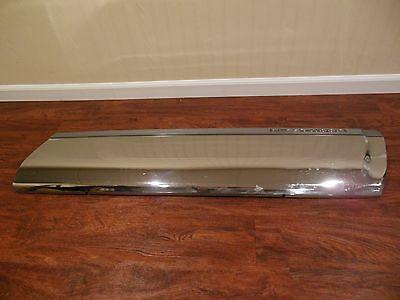93-96 OEM Cadillac Fleetwood Brougham Passenger Door Chrome Rocker Molding