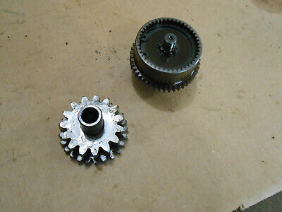 Yamaha Grizzly 550 YFM 550 2014 14 electric starter drive gears bendix for sale  Shipping to South Africa