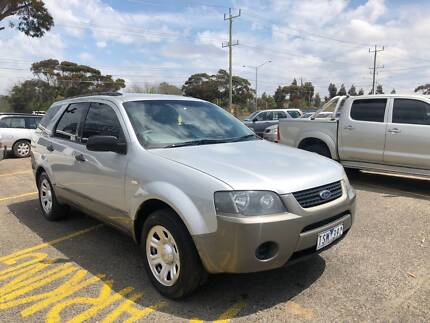 2005 Ford Territory SUV REGO & RWC $3999 Ardeer Brimbank Area Preview