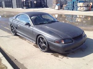1996 Ford Mustang GT  Trades or Cash