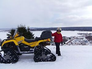 2007  Can Am.         Botwood