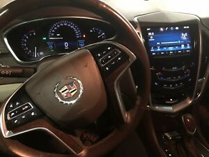 Cadillac luxury 2015 awd