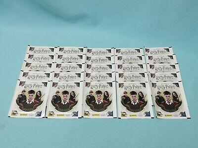 Panini Harry Potter Saga 2020 Sticker & Cards 25 Tüten